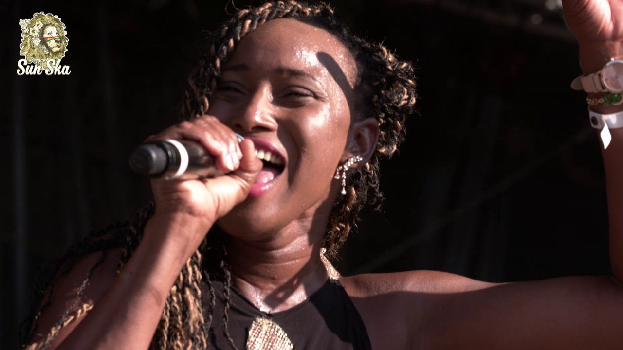 Diana Rutherford @ Reggae Sun Ska 2018 [8/3/2018]
