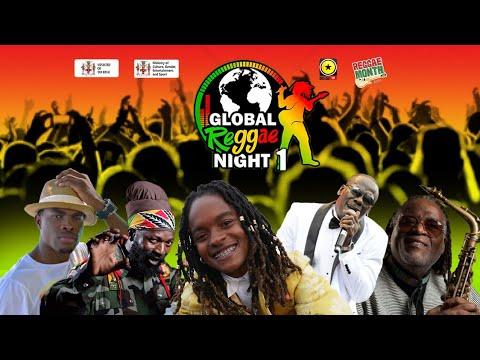 Global Reggae Night 2021 (Night 1) [2/26/2021]