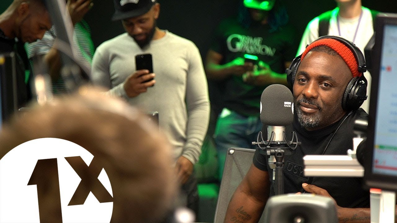 Idris Elba & Friends: Yardie Takeover for Toddla T @BBC 1Xtra [7/4/2019]