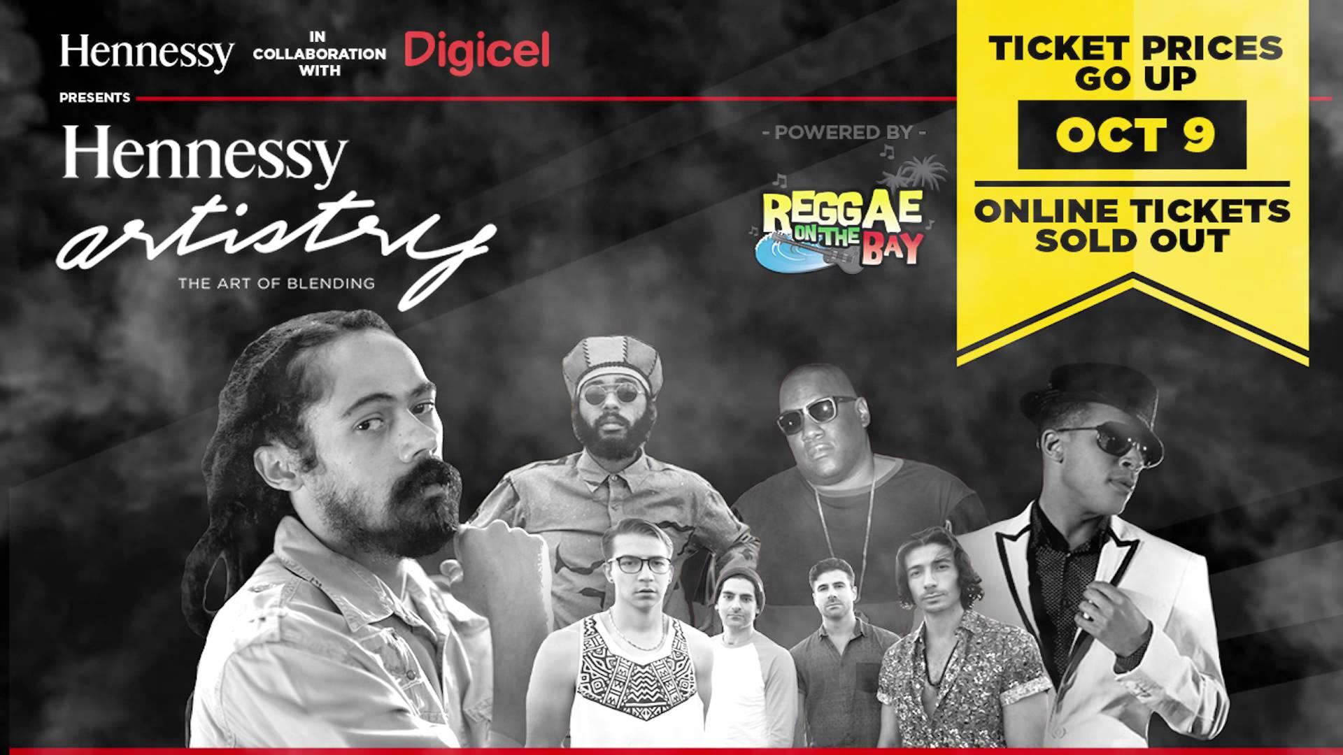 Reggae On The Bay 2015 (Ad) [10/14/2015]