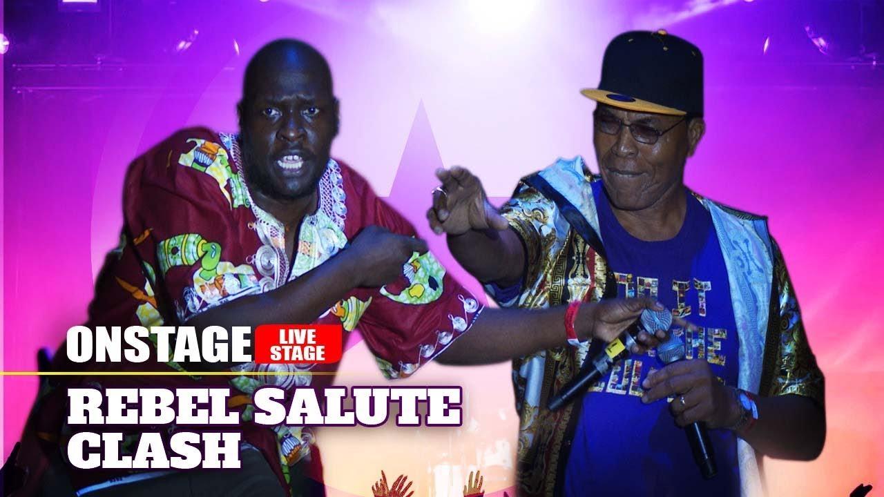 Jack Scorpio vs Dynamic - Clash At Rebel Salute 2020 (OnStage TV) [1/18/2020]