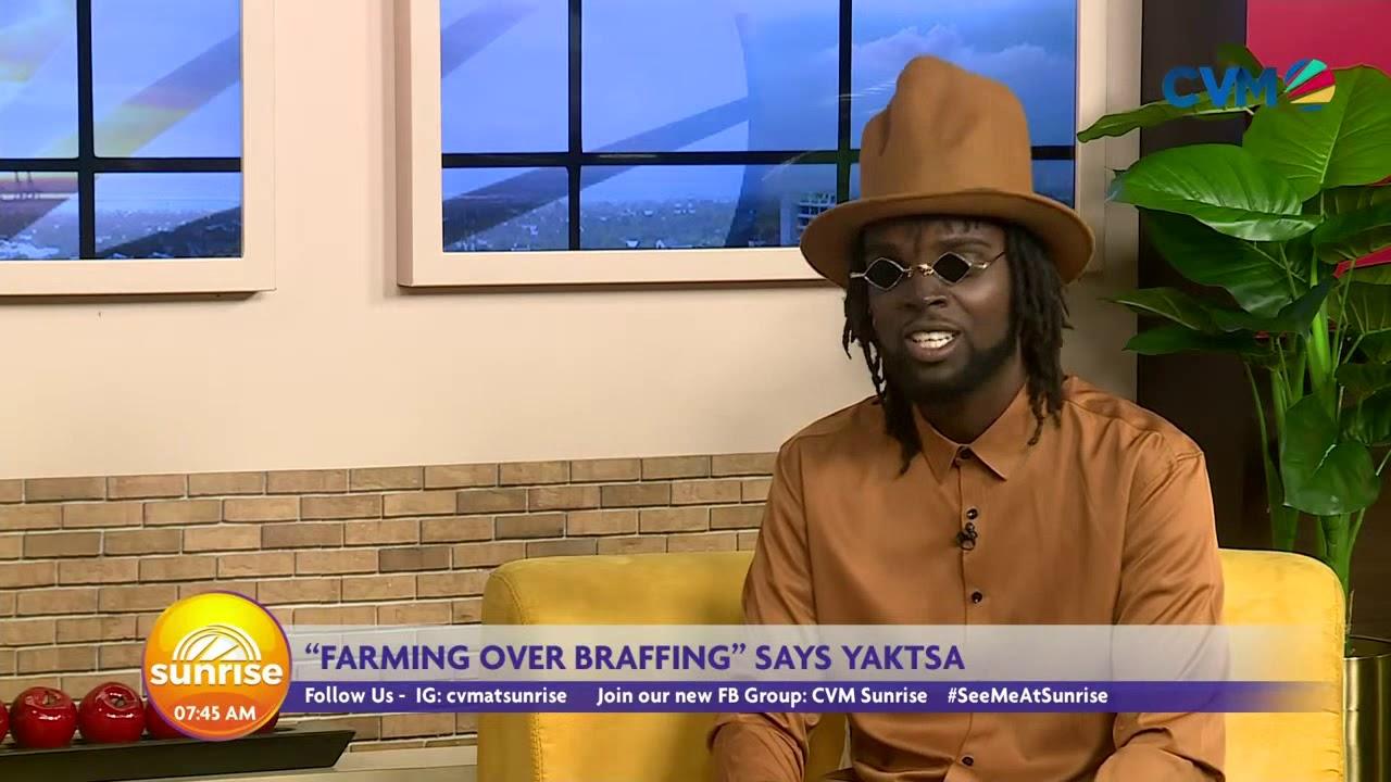 Yaktsa Interview @ Sunrise | CVM TV [3/18/2021]