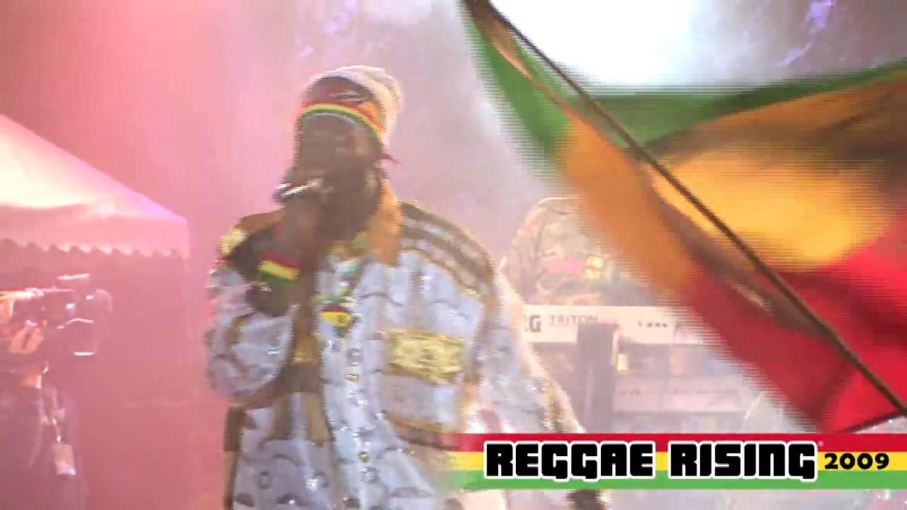 Capleton @ Reggae Rising [8/1/2009]