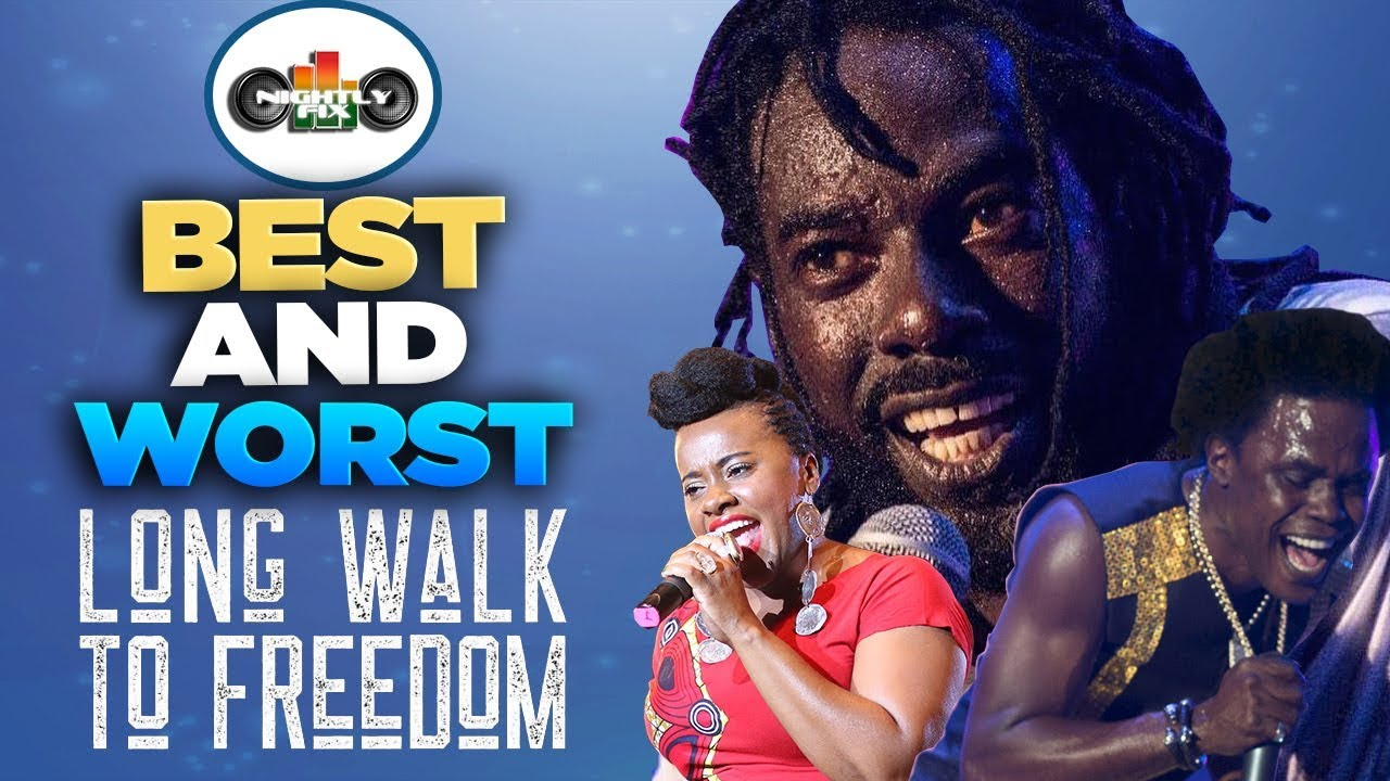The Best and Worst of Buju's Long Walk To Freedom @ The Fix Podcast [3/21/2019]