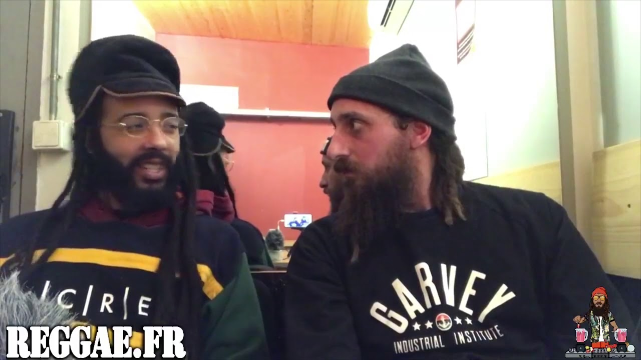 Protoje Interview @ Reggae.fr [11/13/2018]