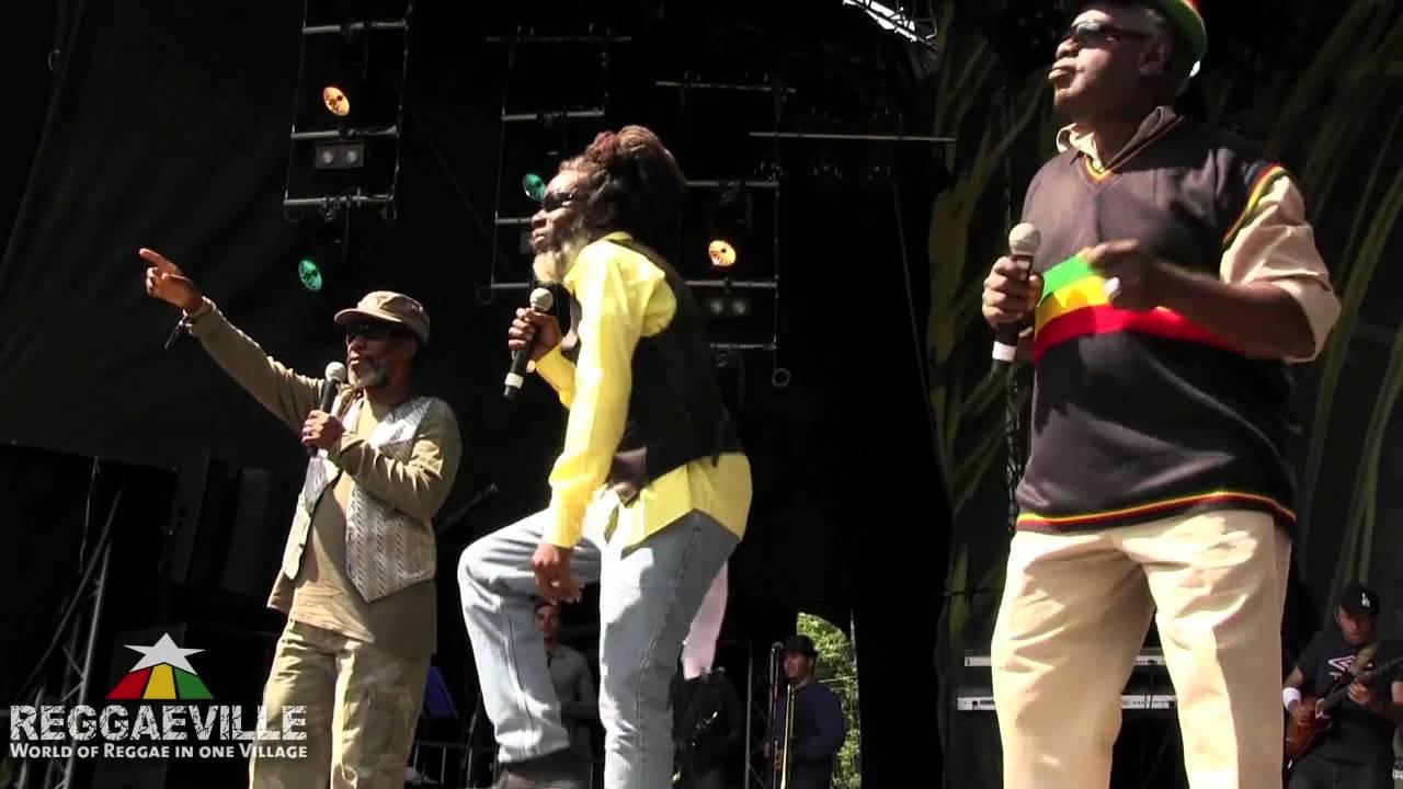 Mighty Diamonds & Handcart Band @ Ruhr Reggae Summer [7/29/2012]