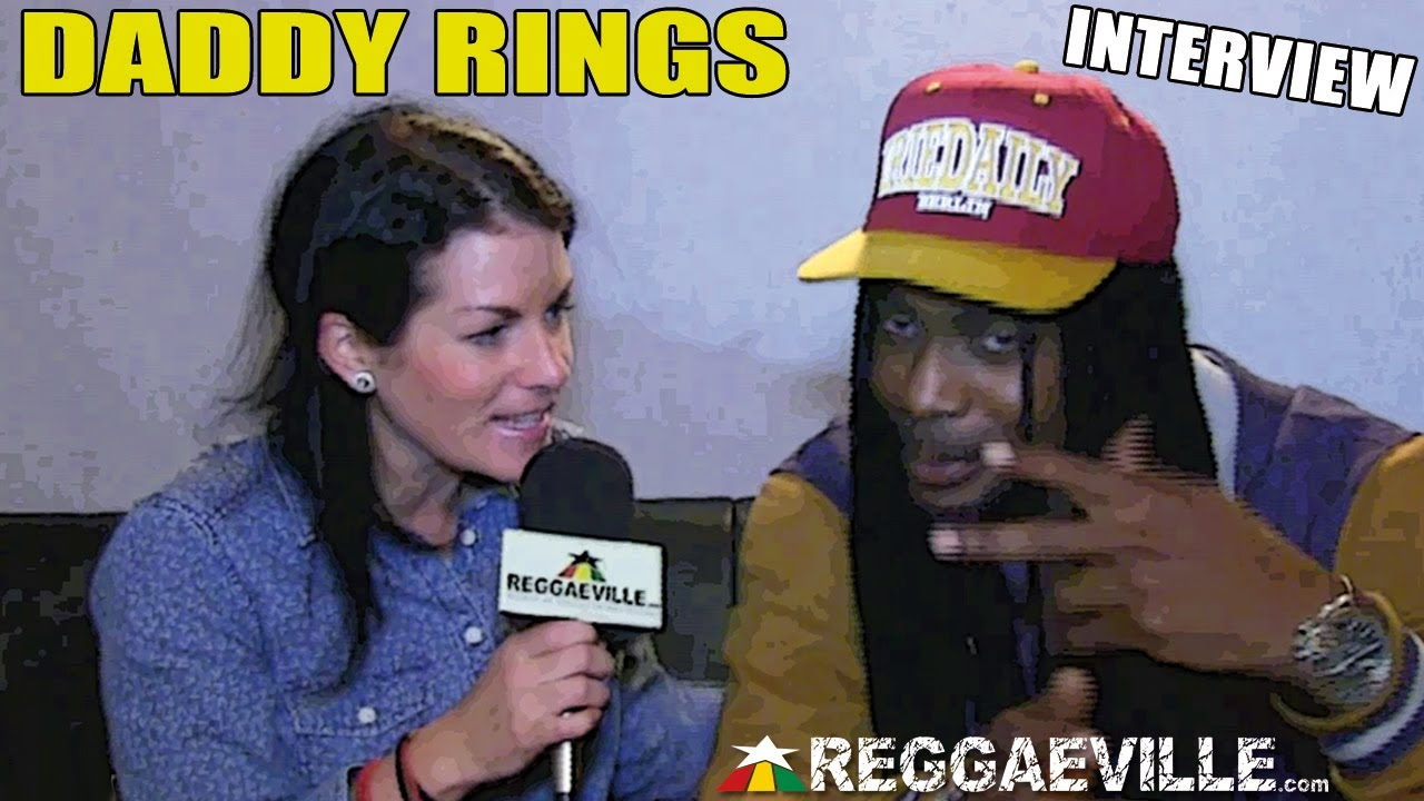 Interview with Daddy Rings in Munich, Germany [12/7/2013]