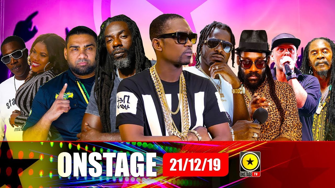 Busy Signal, Romeich, Govana, Miss Kitty, Buju, Jamrock Clash At Sea @ Onstage TV [12/21/2019]