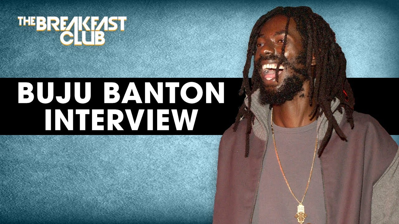 Buju Banton Interview @ The Breakfast Club [7/20/2020]
