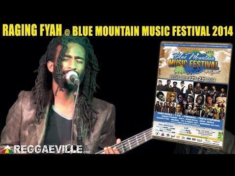 Raging Fyah @ Blue Mountain Music Festival 2014 [2/22/2014]