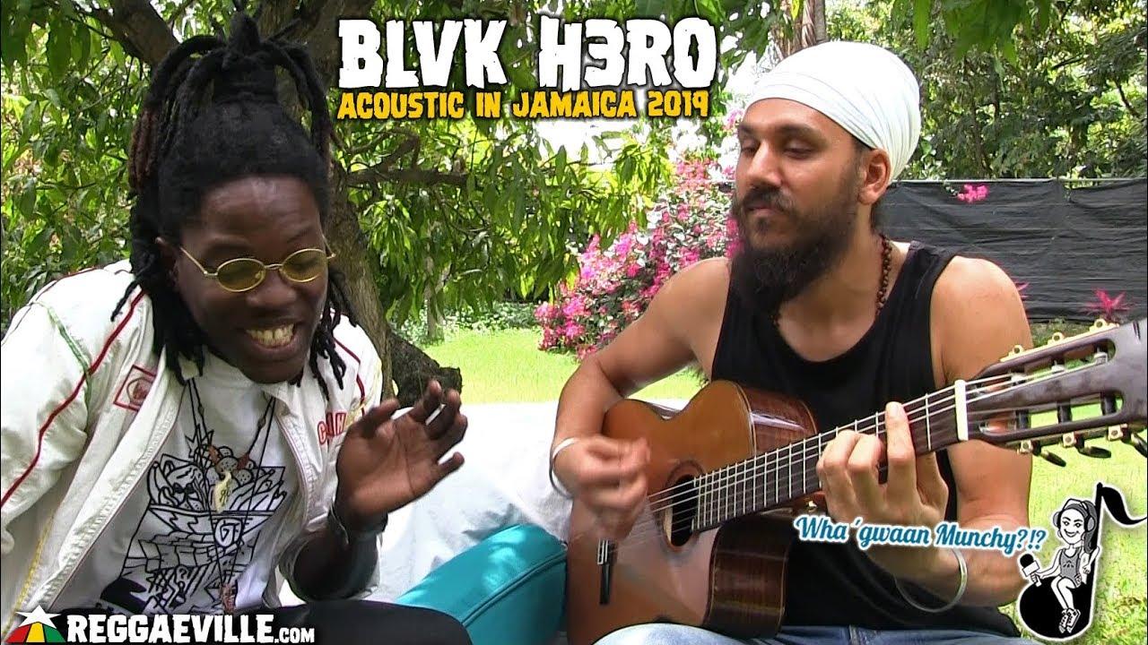 Blvk H3ro - Mama (Acoustic @ Wha' Gwaan Munchy?!? 2019) [2/25/2019]