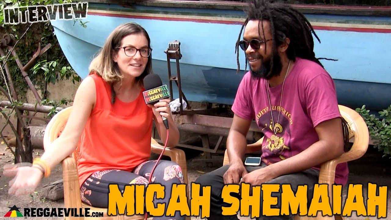 Micah Shemaiah - The 'Bush Tea' Interview in Kingston, Jamaica [2/29/2020]