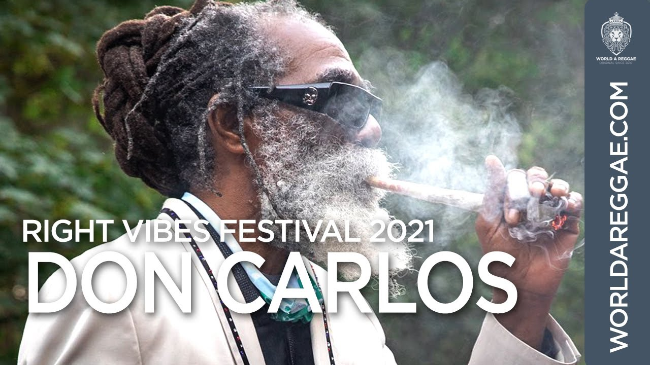 Don Carlos @ Right Vibes Festival 2021 [6/19/2021]