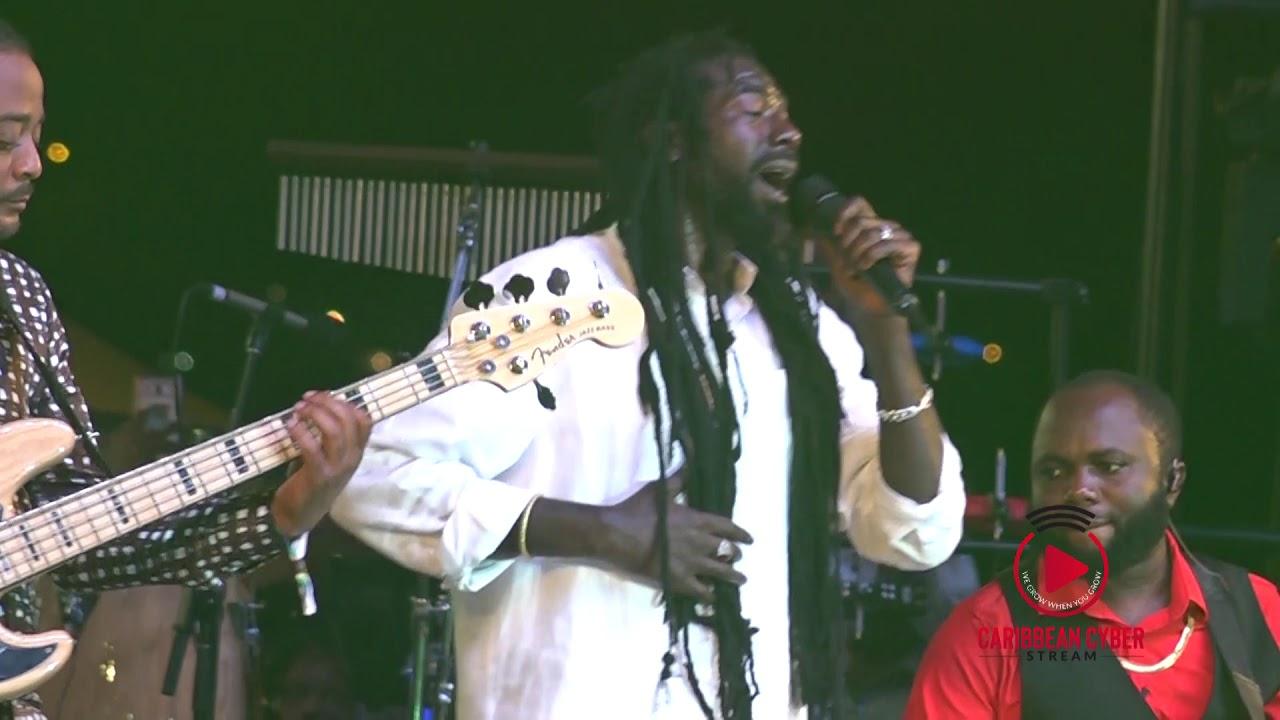 Buju Banton & Shiloh Band in Trinidad @Queen's Park Savannah [4/21/2019]