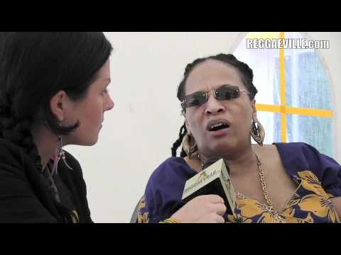 Interview: Sister Nancy @ Reggae Jam [8/6/2011]