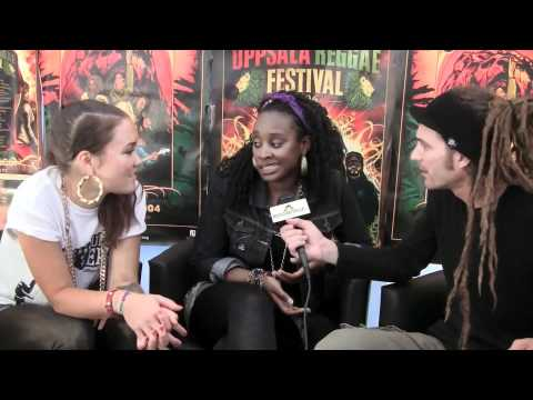 Interview: Serengeti @ Uppsala Reggae Festival [8/7/2010]