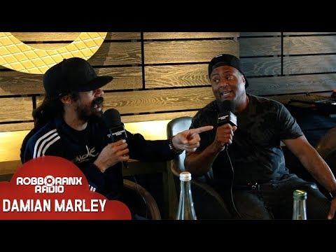 Damian Marley Interview @ Robbo Ranx Radio [6/29/2018]