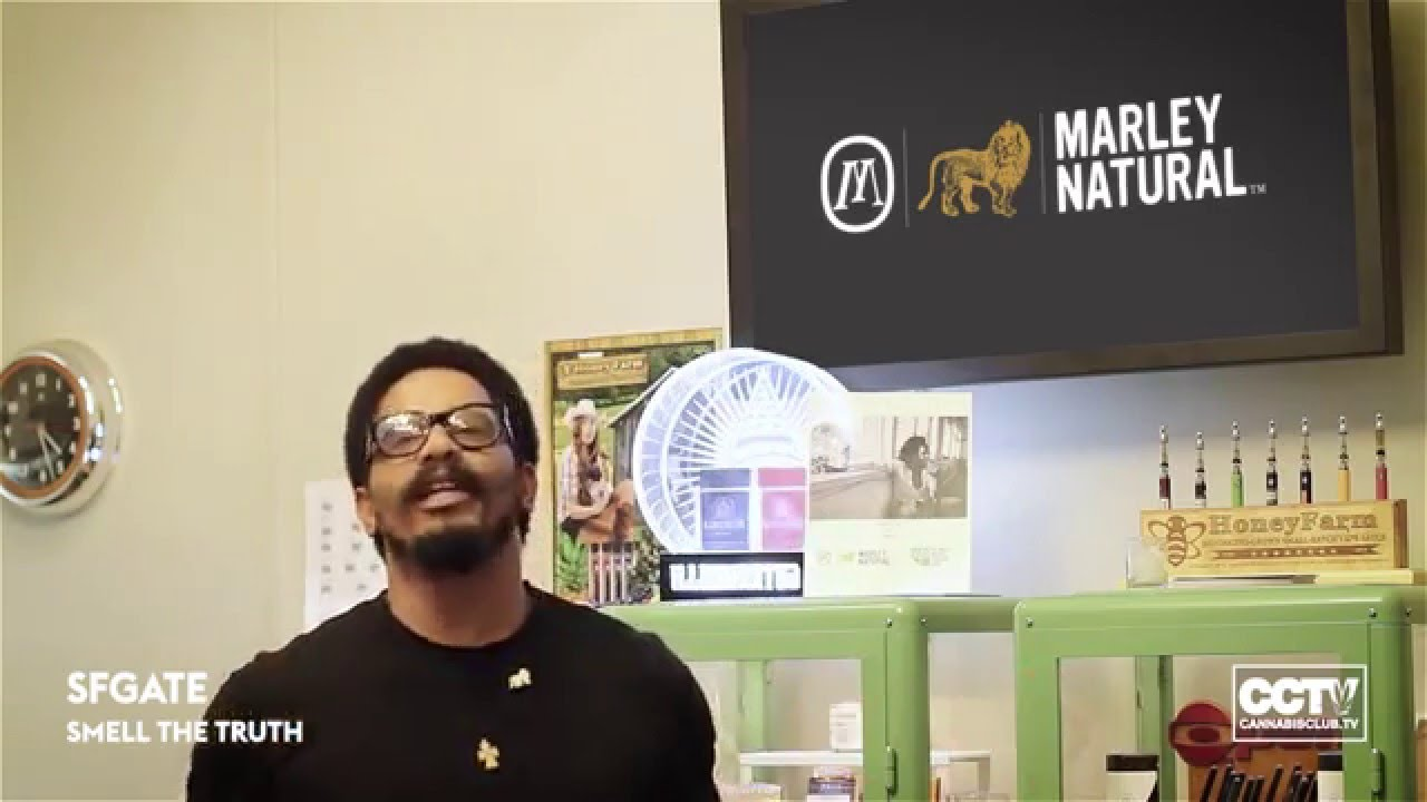 Interview with Rohan Marley about Marley Natural by CannabisClub.TV [2/12/2016]