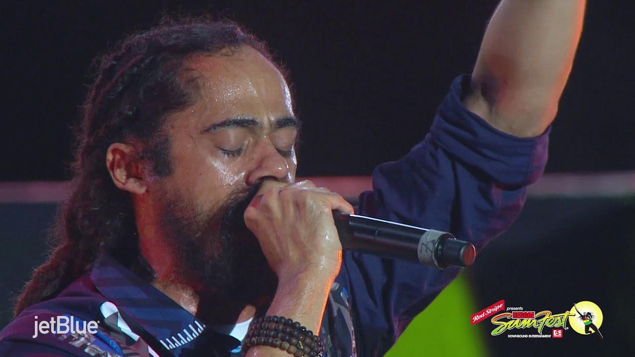 Damian Marley - Make It Bun Dem | Set Up Shop @ Reggae Sumfest 2018 [7/21/2018]