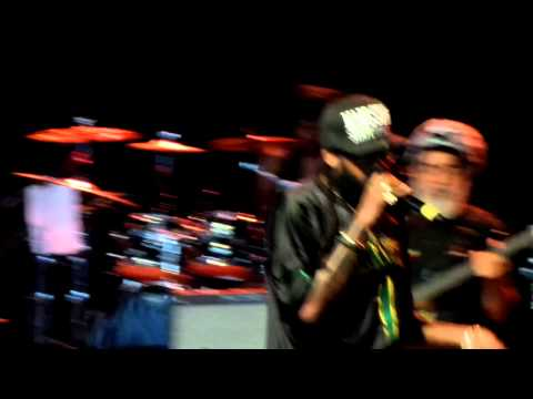 Tarrus Riley - Medley @ Reggae In The Park 2015 [8/29/2015]