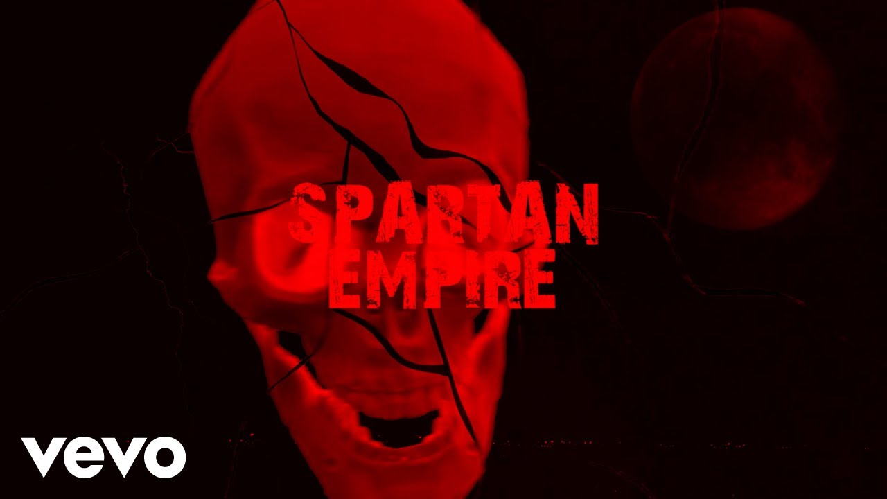 Tommy Lee Sparta - Spartan Empire (Lyric Video) [10/12/2018]