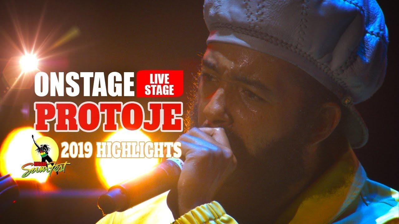 Protoje Blaze Big Fire @ Sumfest 2019 (OnStage TV) [7/20/2019]