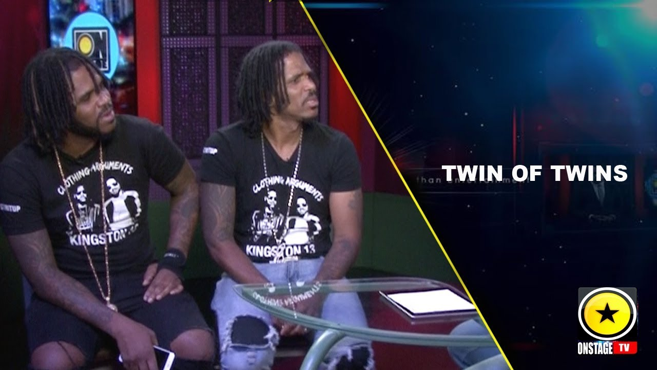 Twin of Twins DrawsTears with Stir-it Up @ Onstage TV [8/12/2017]