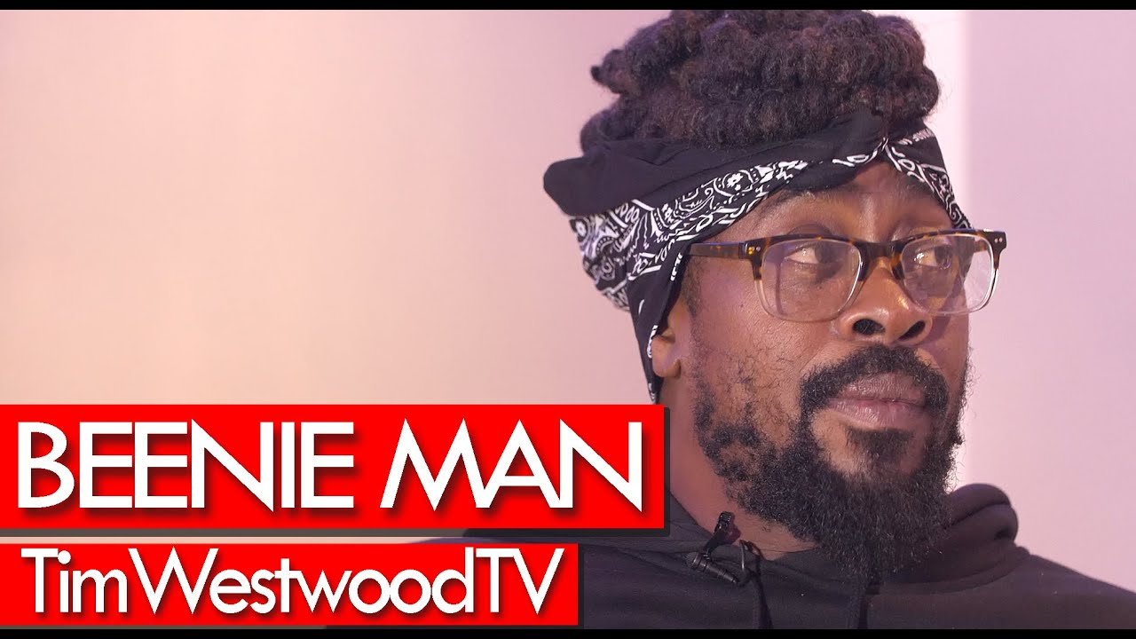 Beenie Man Interview @ Tim Westwood TV [9/2/2021]