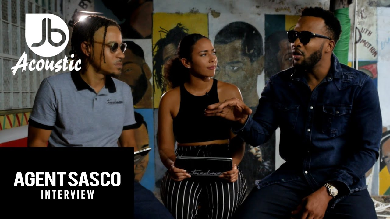 Agent Sasco Interview @ Jussbuss Acoustic [10/17/2019]