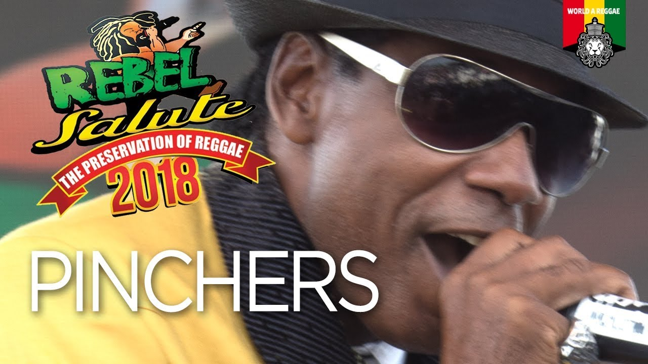 Pinchers Live at Rebel Salute 2018 [1/13/2018]