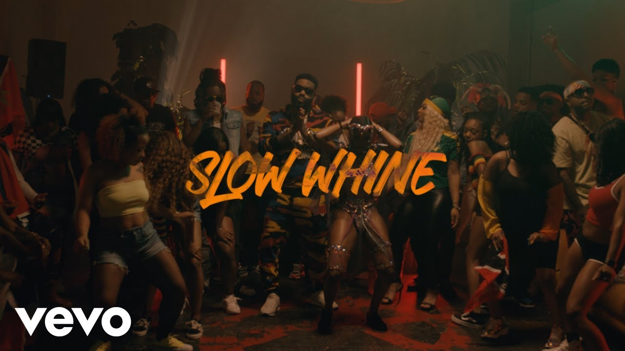 Video: DJ Kash feat  Demarco & YFN Lucci - Slow Whine 5/24/2019