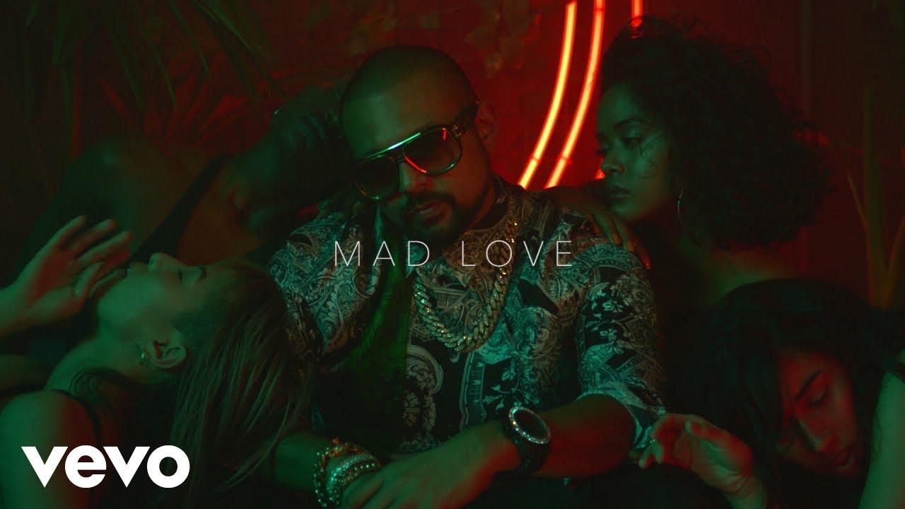 Sean Paul & David Guetta feat. Becky G - Mad Love [3/15/2018]