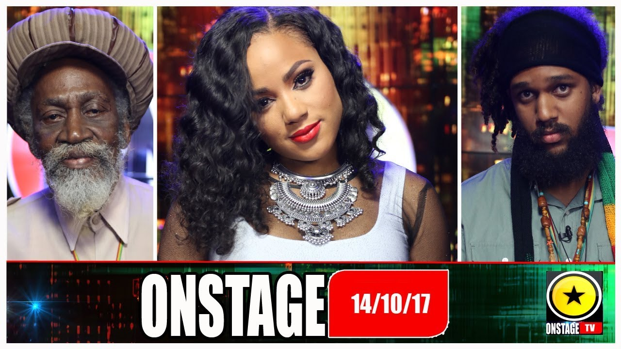 Bunny Wailer, Dre Tosh, Kingsley Cooper, Copeland Forbes & Ishawna @OnStage TV [10/14/2017]