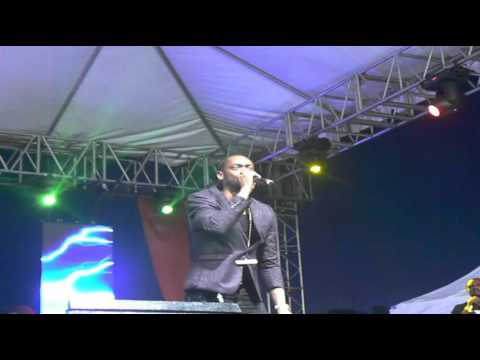 Bounty Killer & Beenie Man together on stage @ GT Taylor's Extravaganza 2015 [12/25/2015]