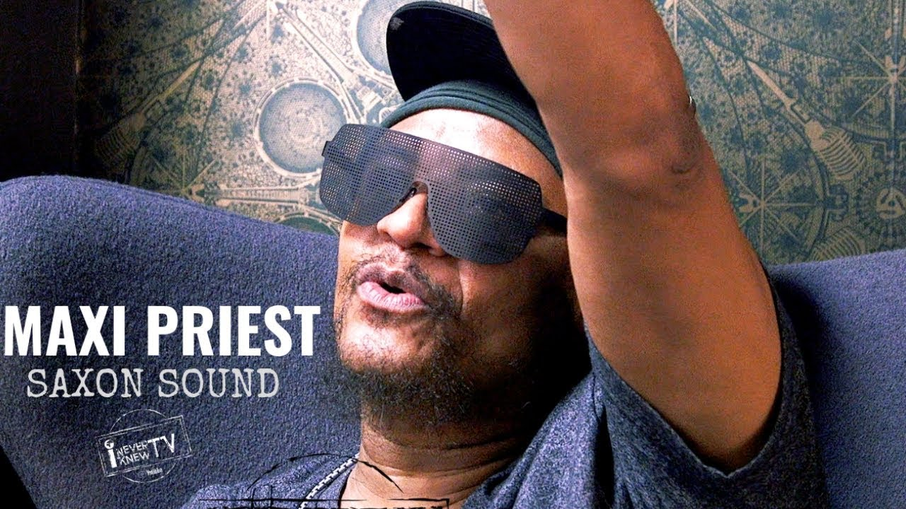 Maxi Priest Interview about UK's Sound System Culture (I NEVER KNEW TV) [5/2/2019]