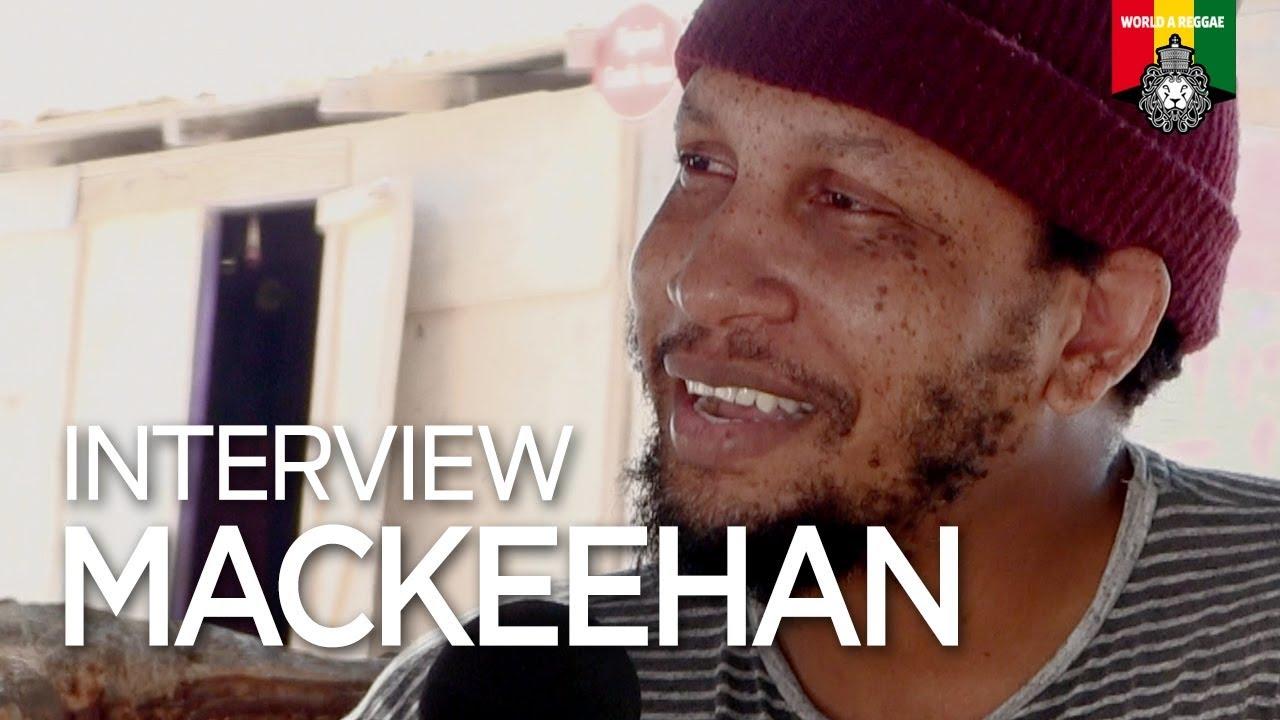 Mackeehan Interview @ World A Reggae [3/27/2019]