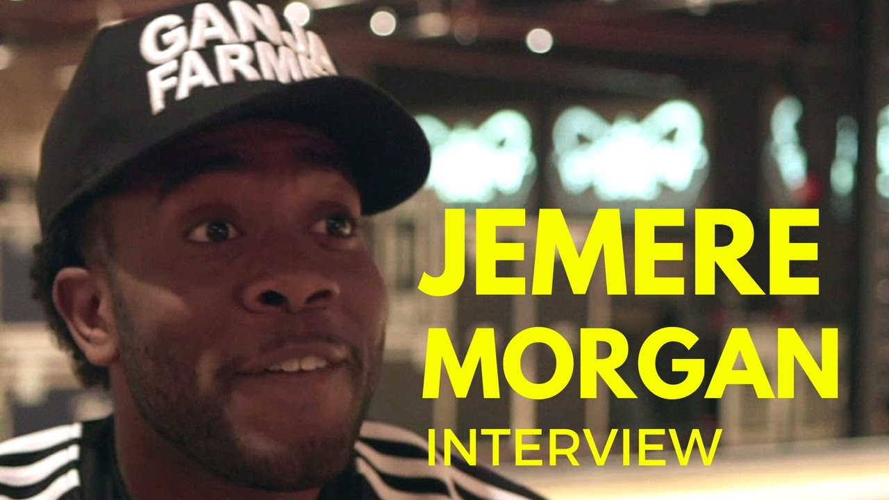 Interview with Jemere Morgan @ I NEVER KNEW TV [3/2/2017]