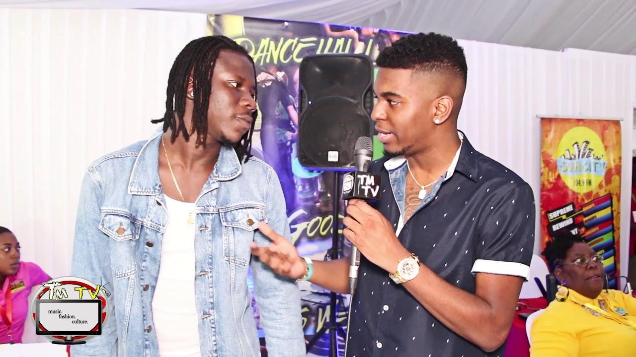 Stonebwoy Interview with TMTV @ Reggae Sumfest 2018 [7/20/2018]