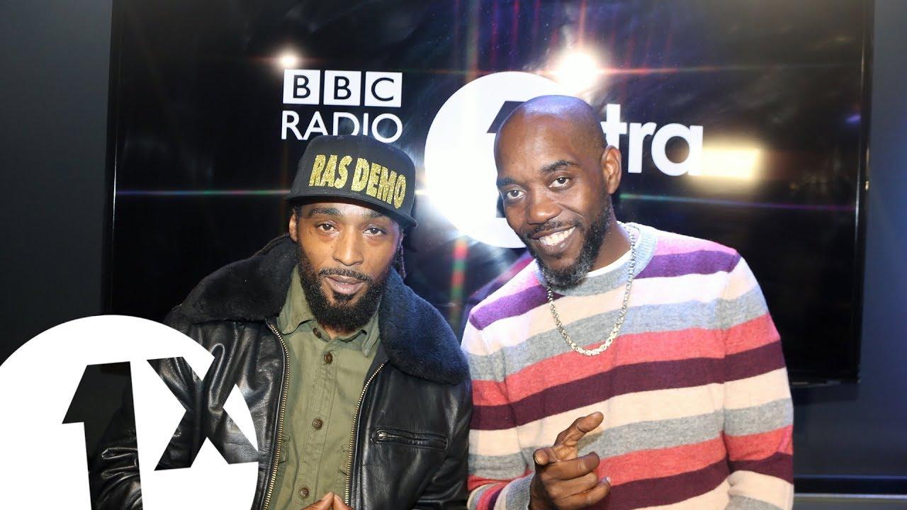 Ras Demo - Freestyle @ BBC 1Xtra [12/6/2018]