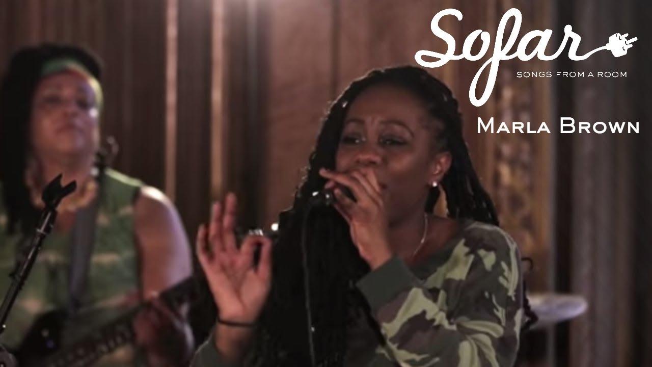 Marla Brown - Superstar @ Sofar London [7/20/2018]