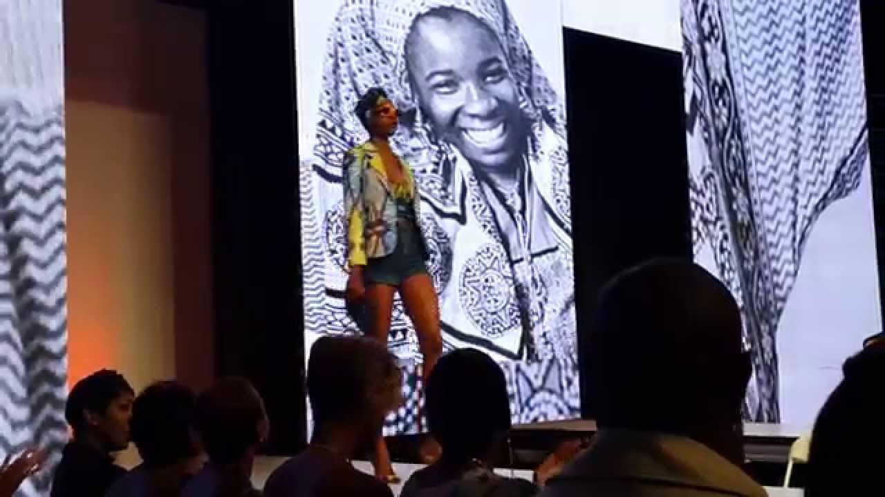 Video Cedella Marley S Harambe Collection Dedicated To Rita Marley At Caribbean Fashion Week 2015 6 13 2015