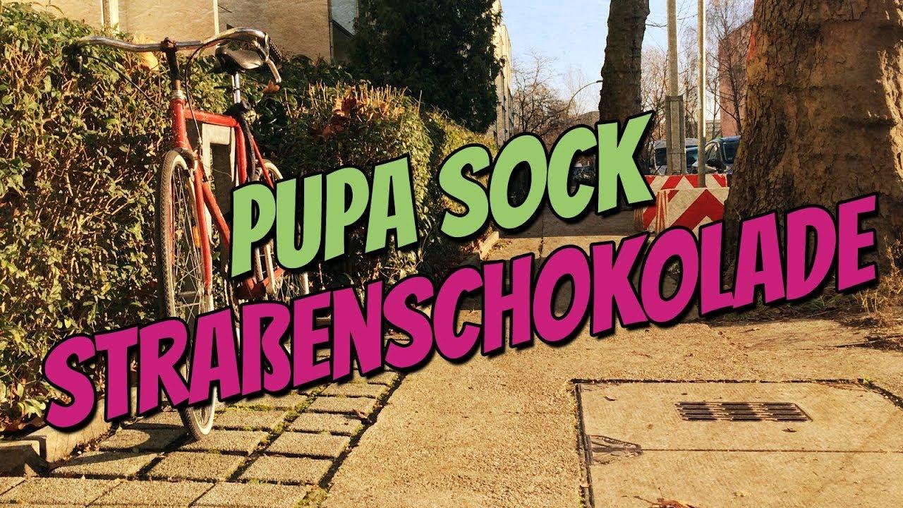 Pupa Sock - Straßenschokolade [12/6/2017]