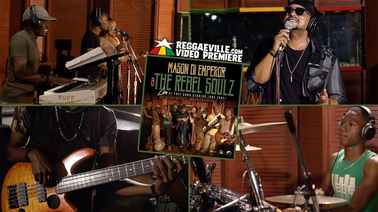 Mason Di Emperor & The Rebel Soulz - Live at Tuff Gong Studios [2/18/2019]