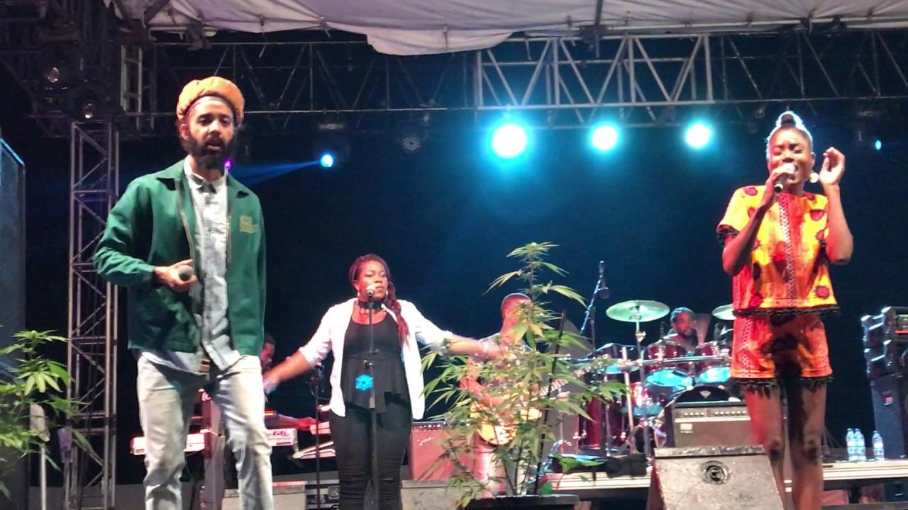Protoje @ Rastafari Rootz Fest - Ganjaman Cup 2016 [12/10/2016]