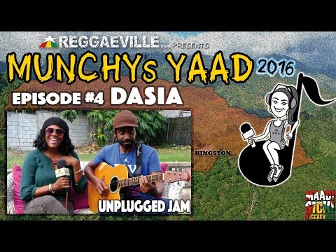 Dasia - Cheating | Unplugged Jam @ Munchy's Yaad 2016 - Episode #4 [4/27/2016]