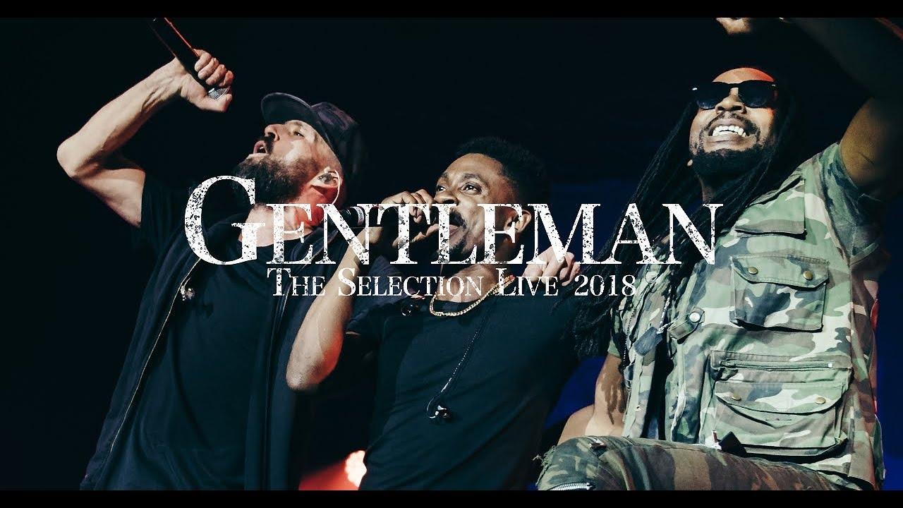 Gentleman Tourblog - The Selection Live In Zurich, Switzerland [11/17/2018]