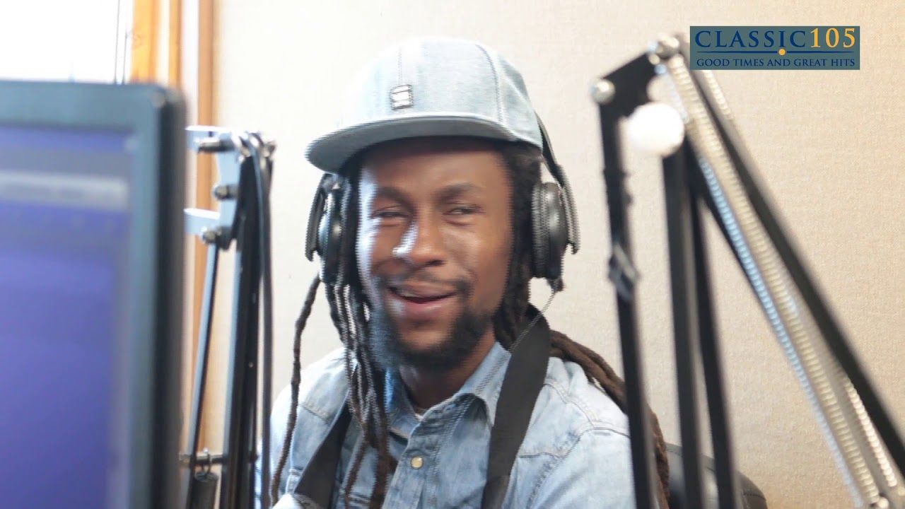 Interview with Jah Cure @ Classic Kenya 105 [7/5/2019]