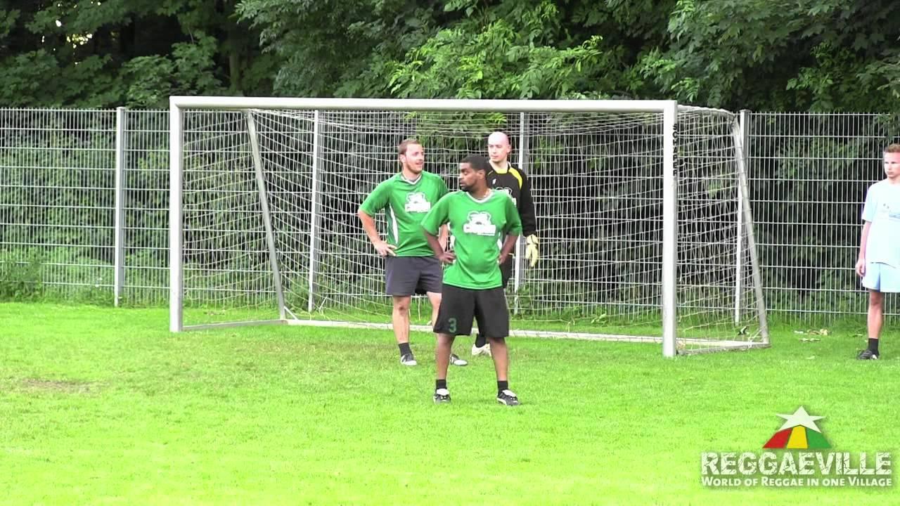 Sound Cup 2012 Final: FC Blutgrätsche Destiny - Bone Bashers '06 [6/23/2012]