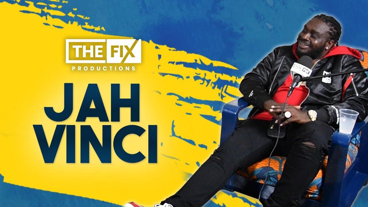 Jah Vinci Interview @ The Fix [12/15/2020]