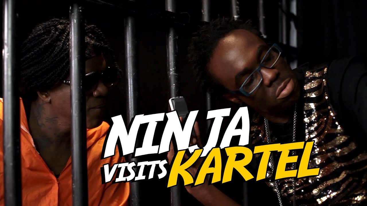 Ninjaman visit Vybz Kartel in Prison (Ity and Fancy Cat) [6/1/2021]